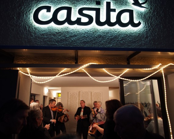 Vernissage casita (9. Mai 2014)